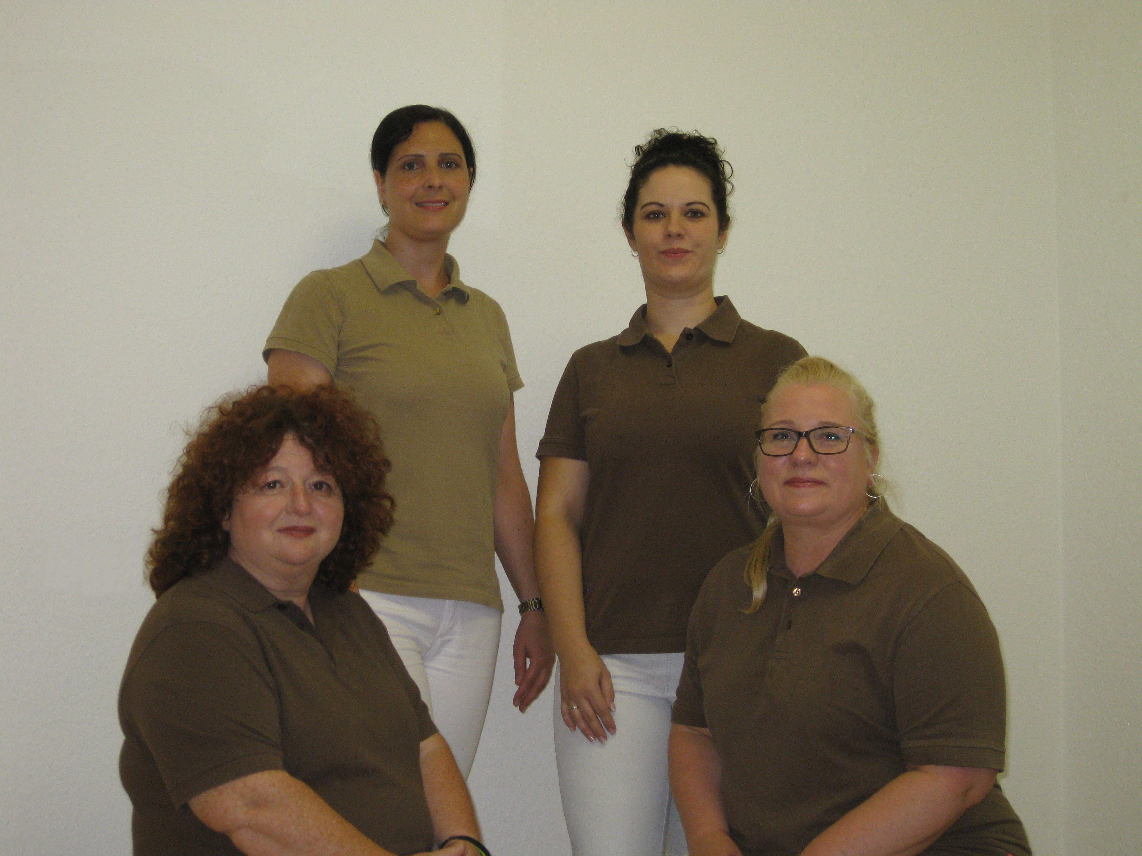 Team der HNO Praxis Dr. Mangin